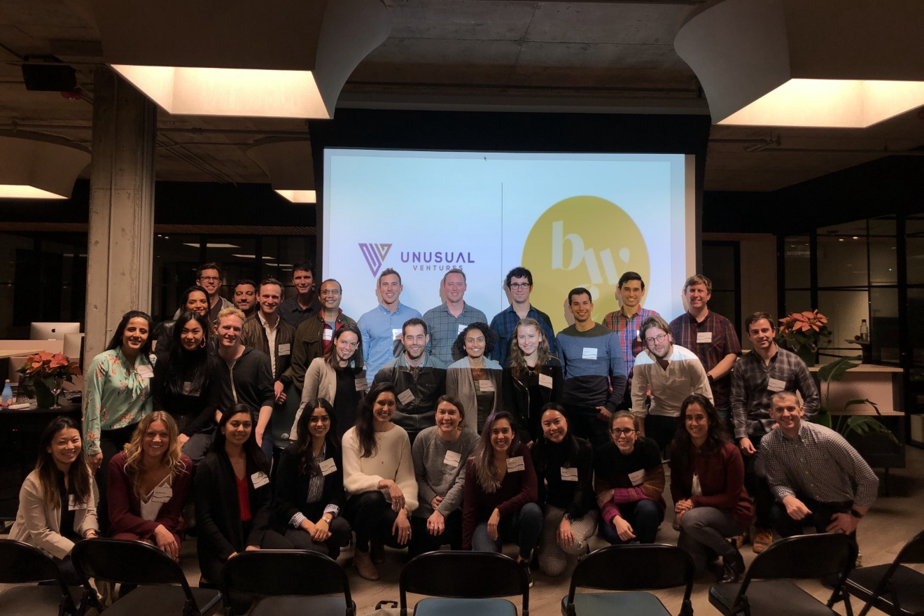 Our First SF Product Leaders Meetup