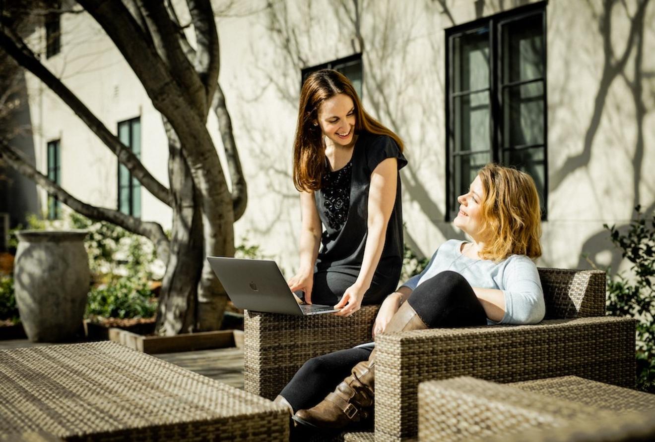 Boss Moms: Sara Mauskopf and Anne Halsall, Co-Founders of Winnie