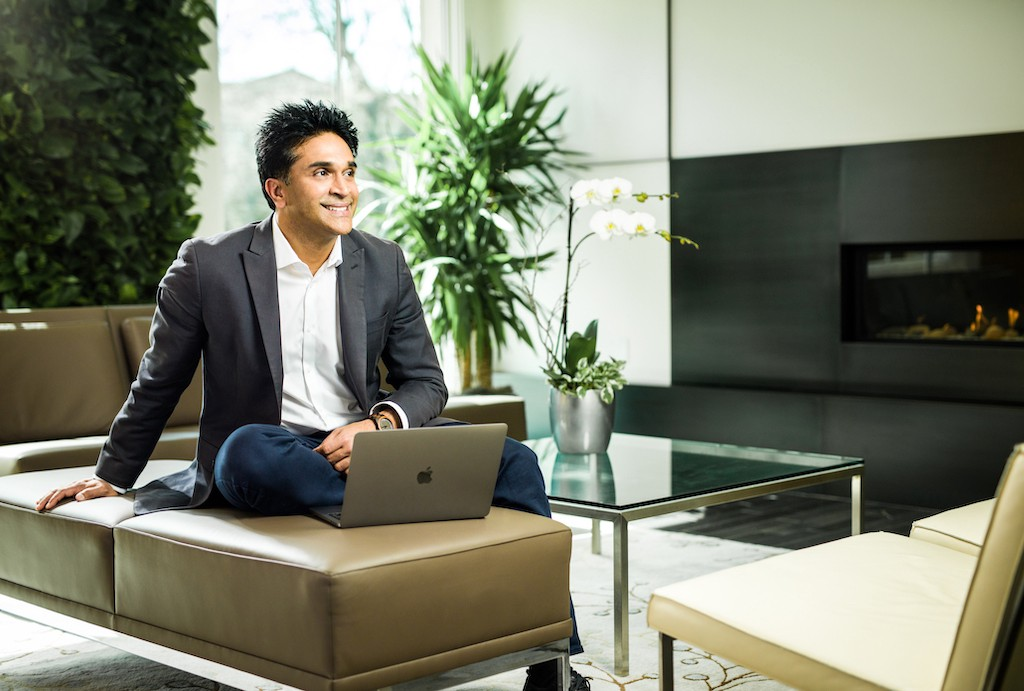 The Man Behind the Smile: Ren Menon, Co-Founder and CEO of OrthoFX