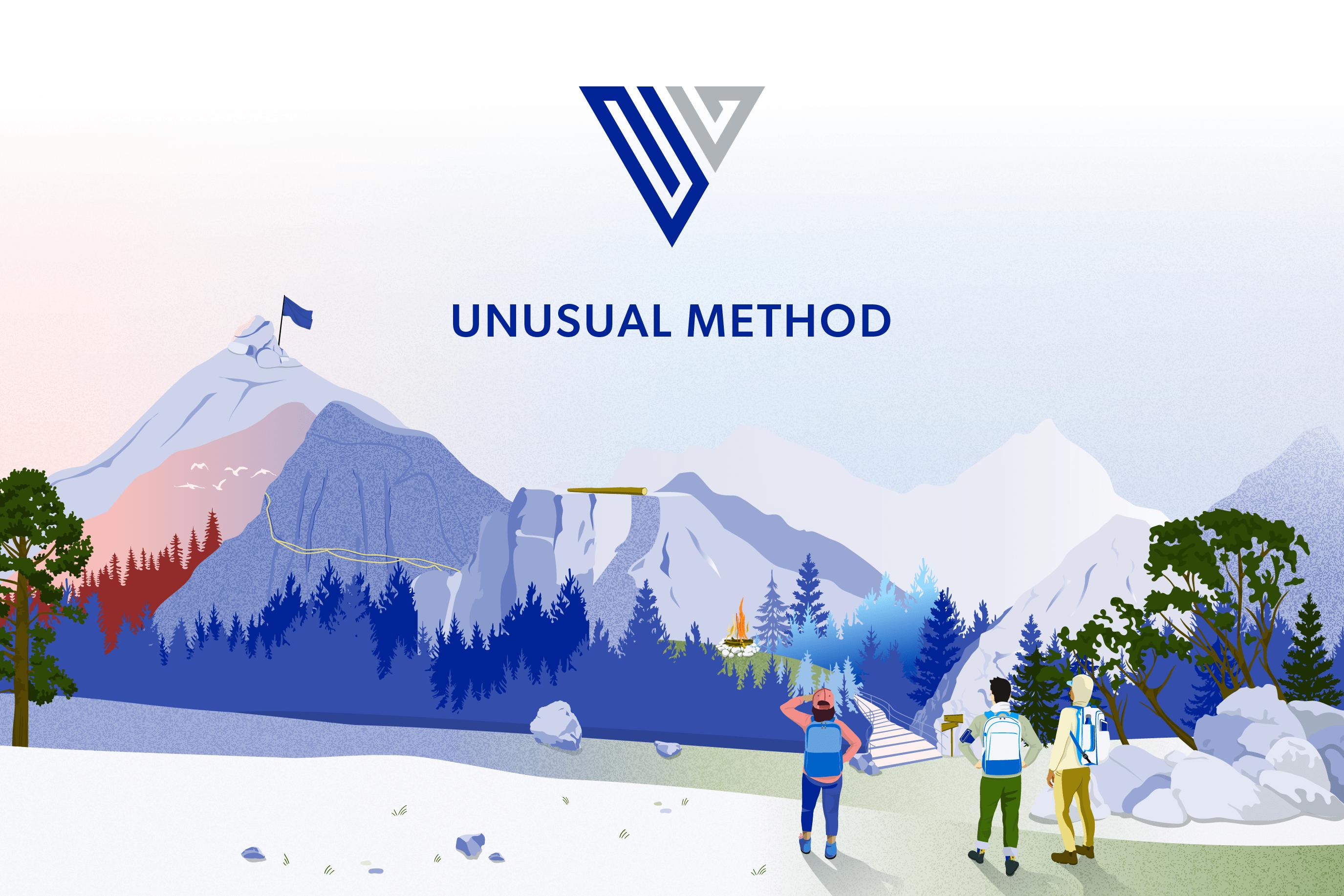 Introducing The Unusual Method