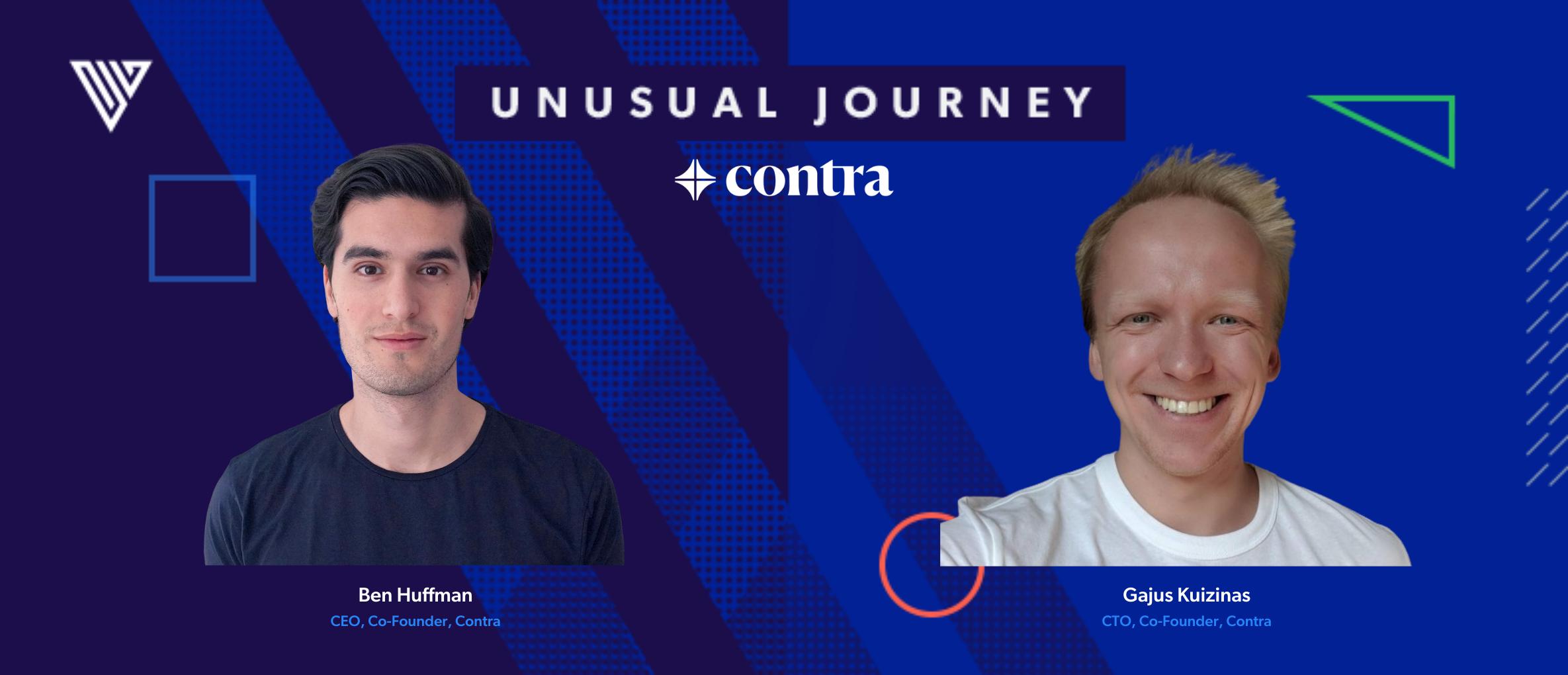 Contra's Unusual Journey