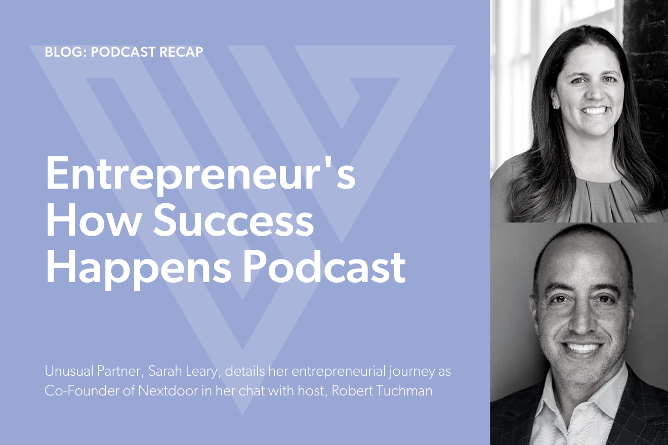 Entrepreneur's How Success Happens Podcast Recap