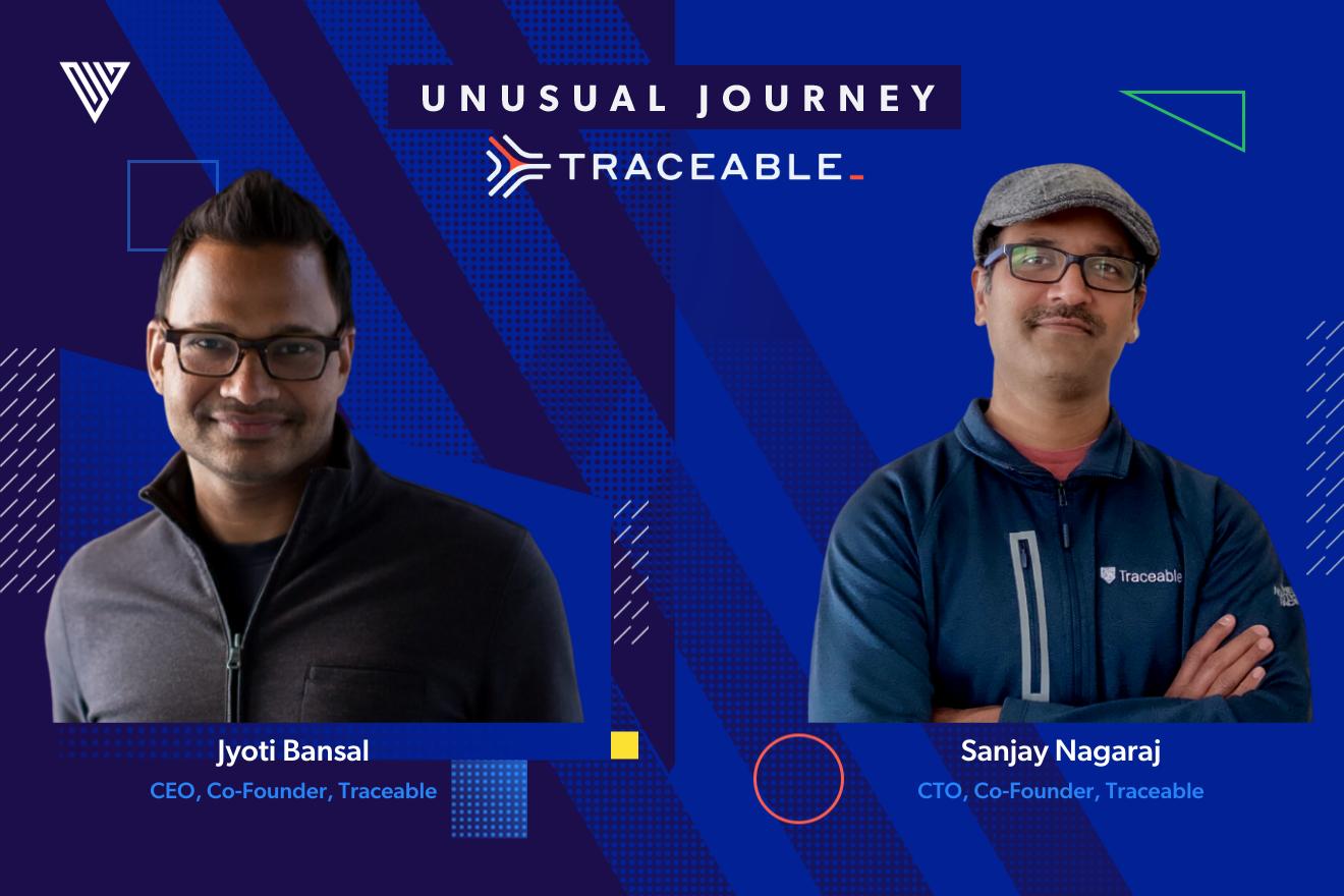 Traceable's Unusual Journey