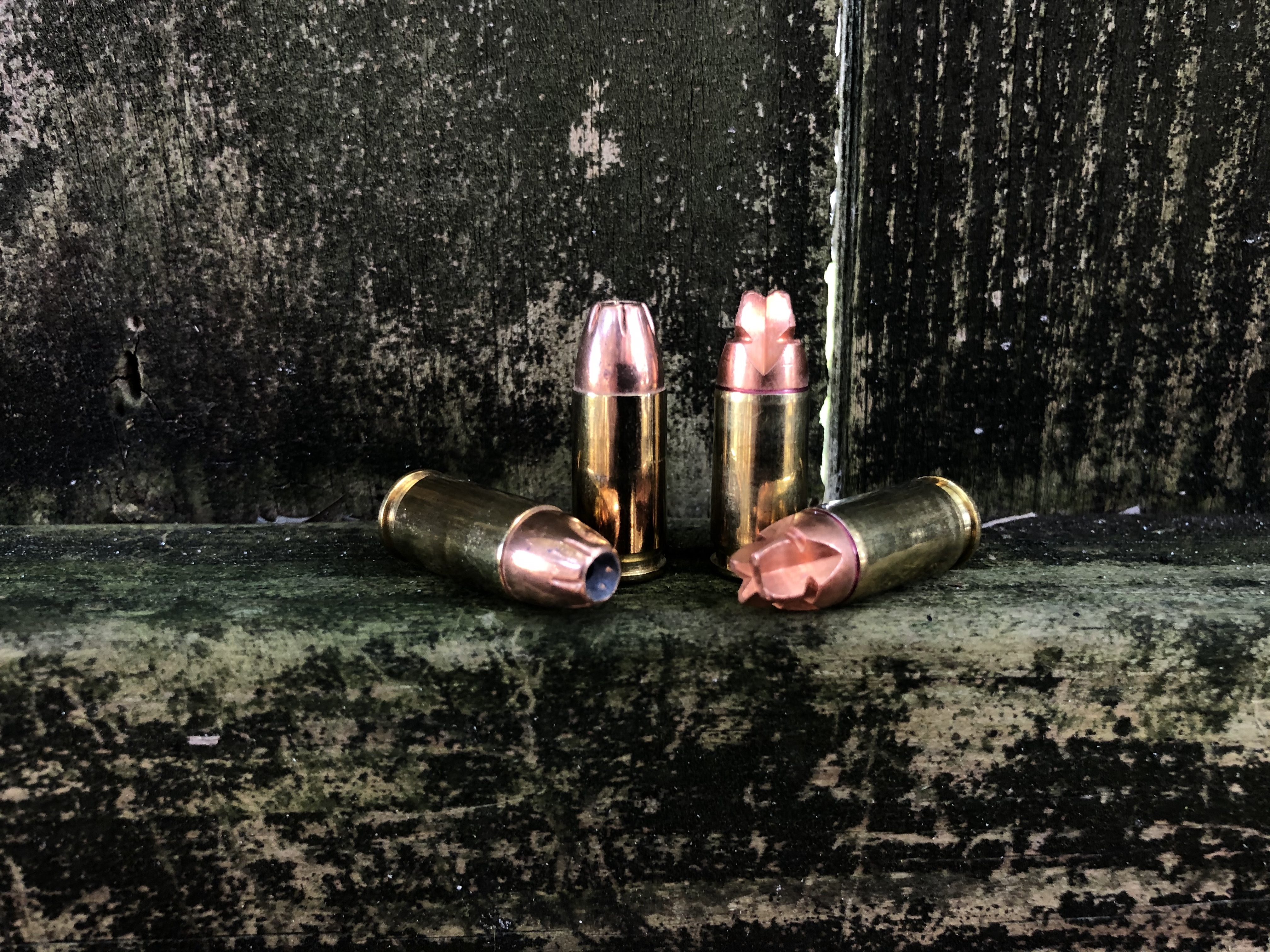 HoneyBadger and Hollow Points from Black Hills are solid. However, it's up to you to decide which you choose to shoot.