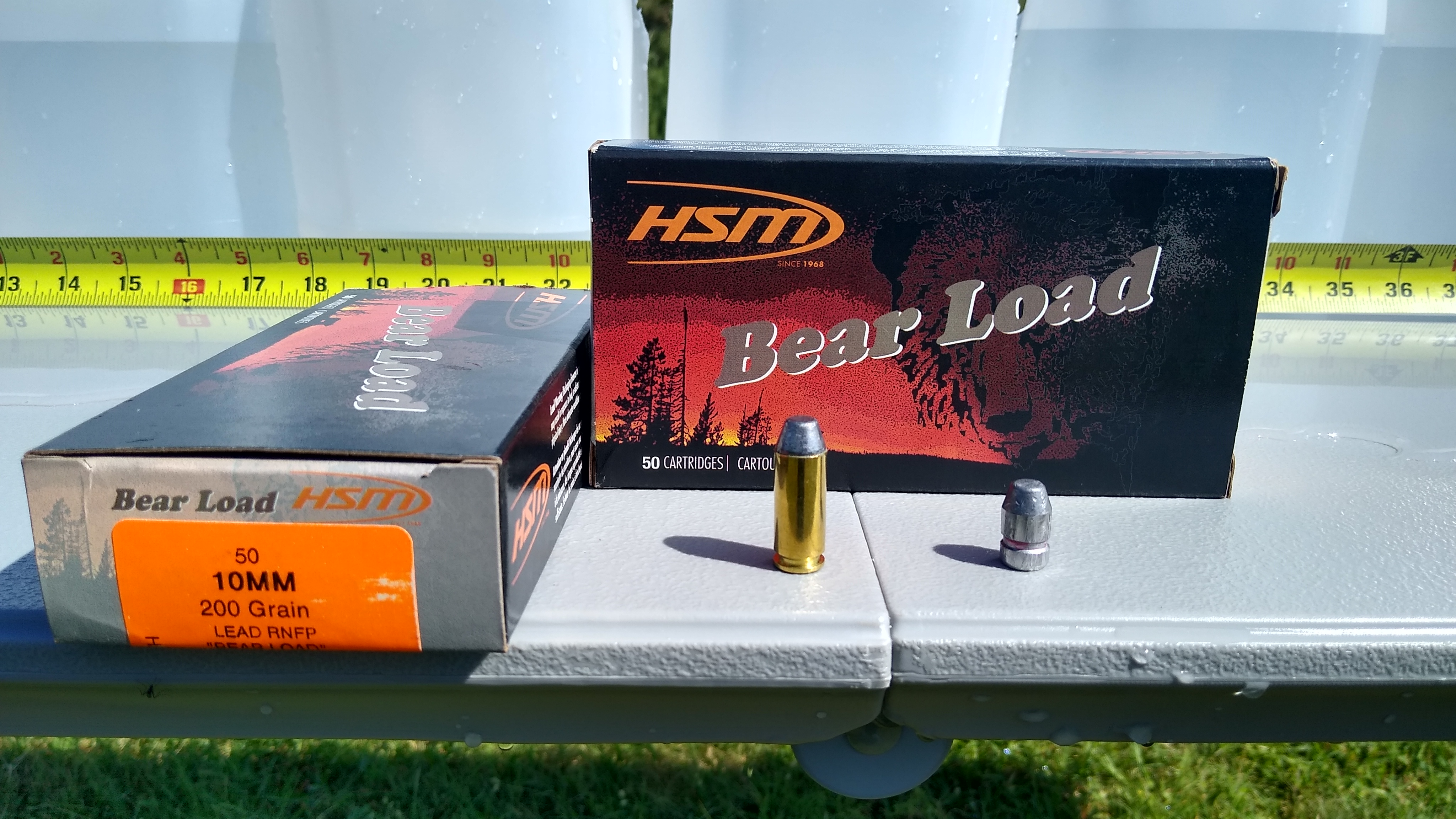 The HSM Bear Load in 10mm produces results when it comes to performance.