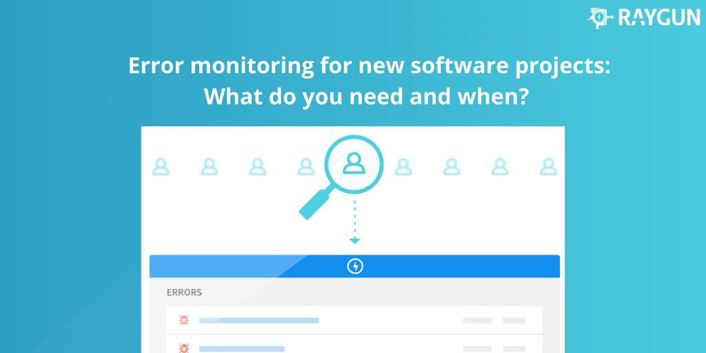 iOS Error Monitoring