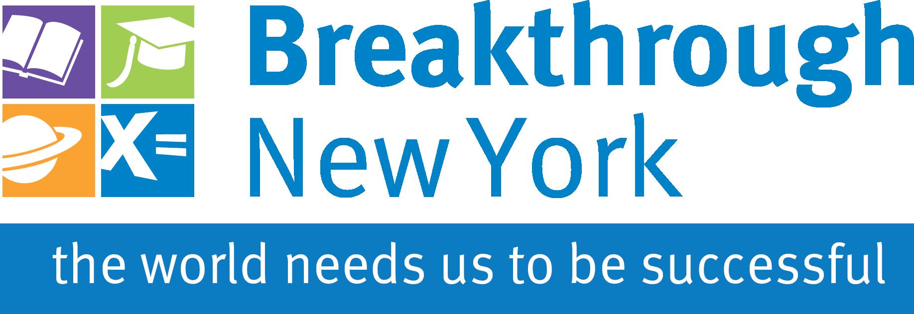 Breakthrough NY Logo