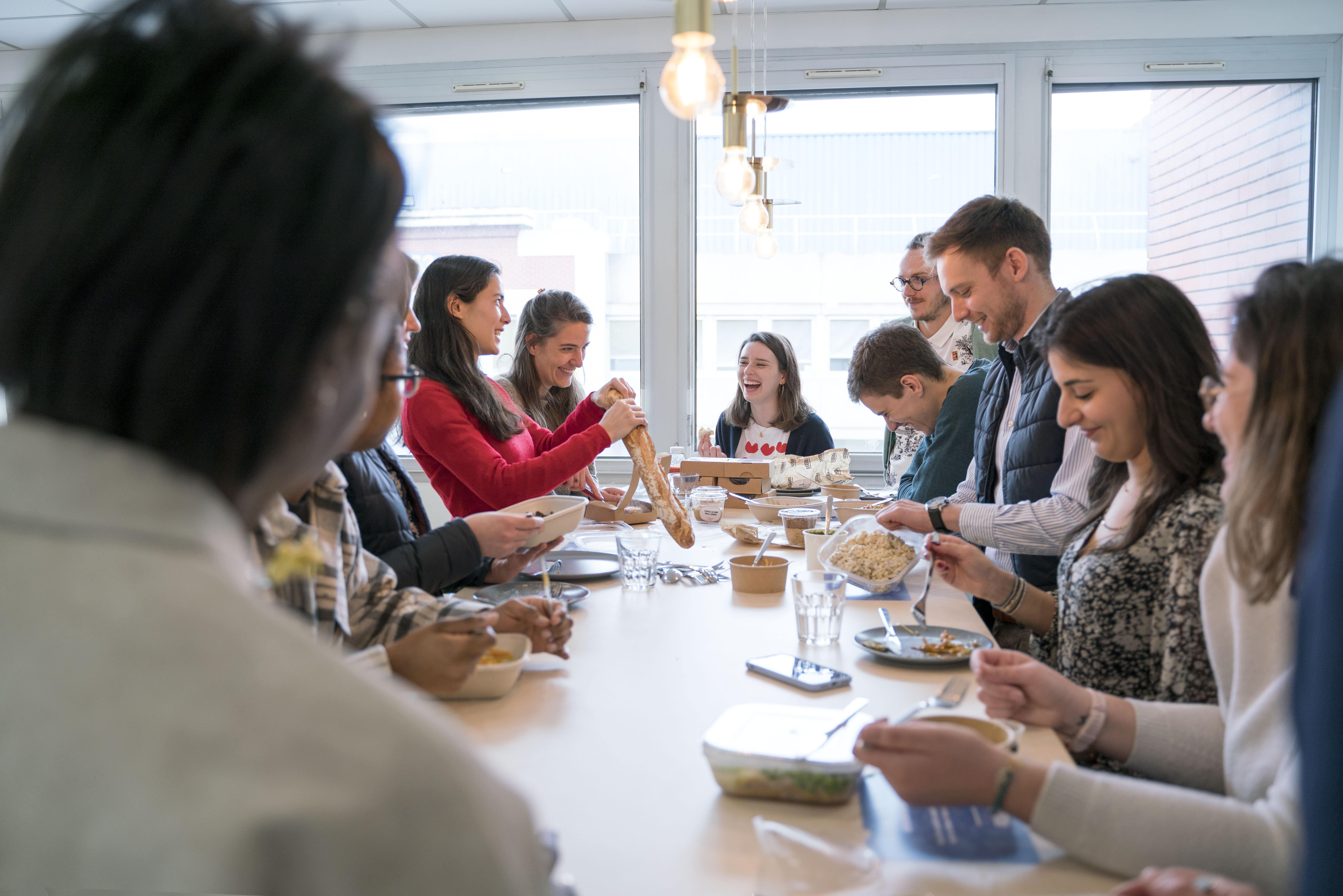 Pourquoi la pause déjeuner est un moment clé pour vos salariés ?