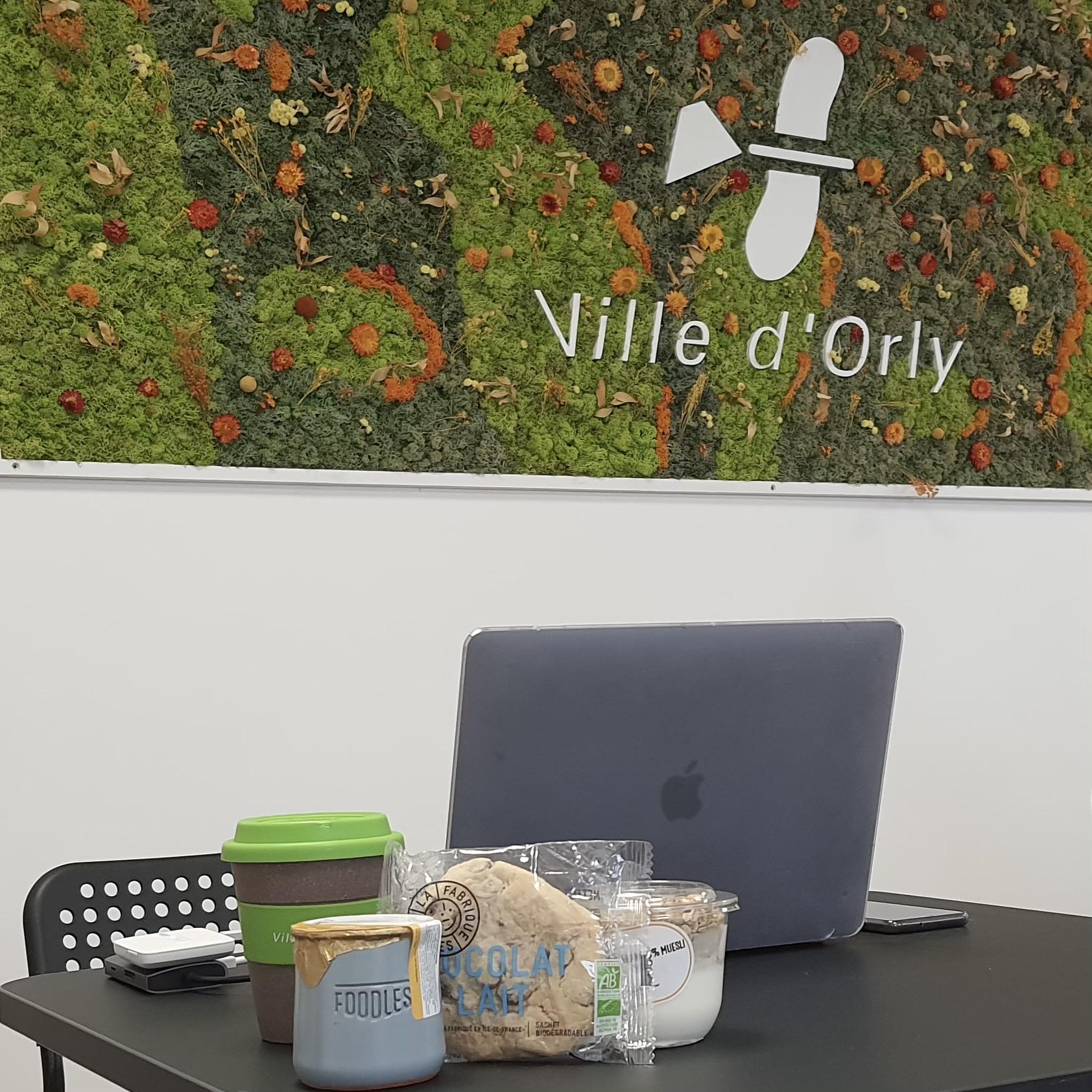 La Ville d'Orly a adopté Foodles !
