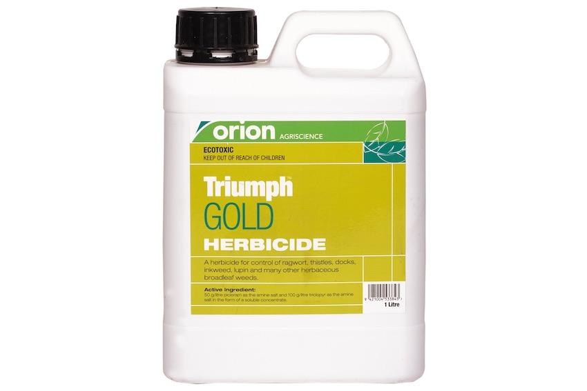 Triumph Gold Herbicide 1 Litre