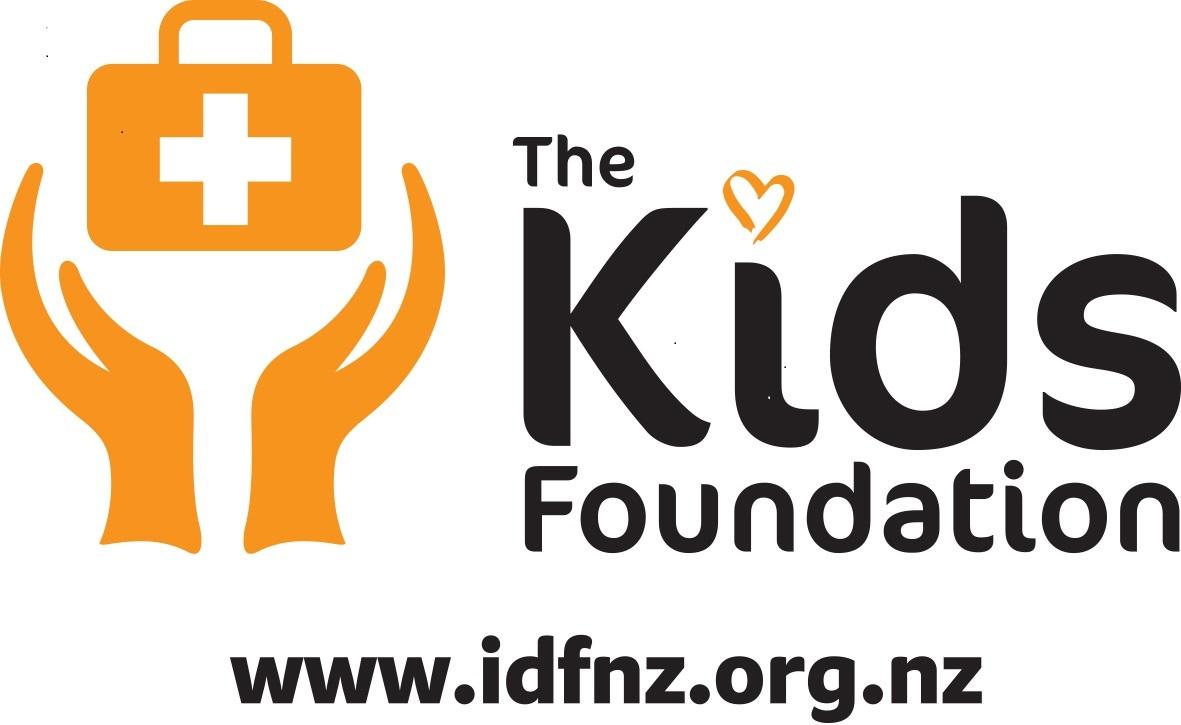 the kids foundation logo