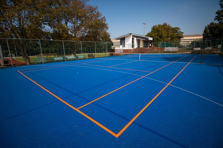 Tennis court at Springfield Convent School (6)