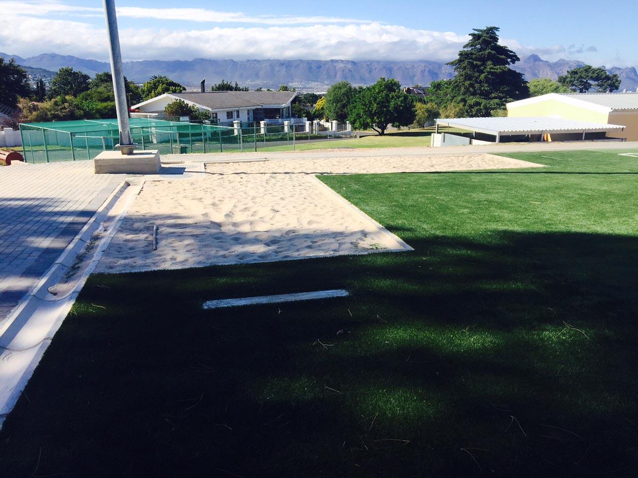 Artificial rugby pitch at Laerskool De Hoop  (2)