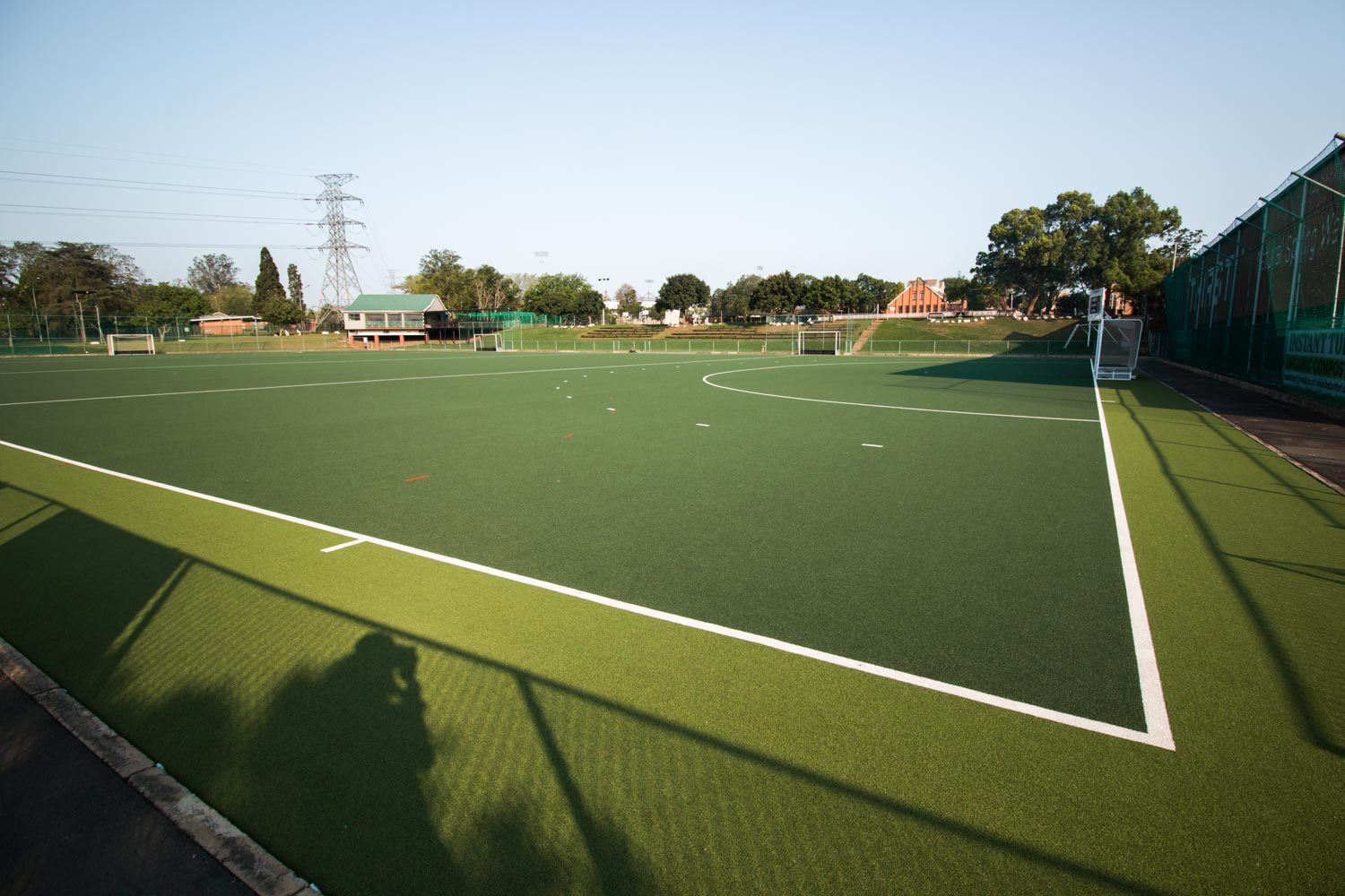 Artificial outdoor hockey surface at Maritzburg College (3)