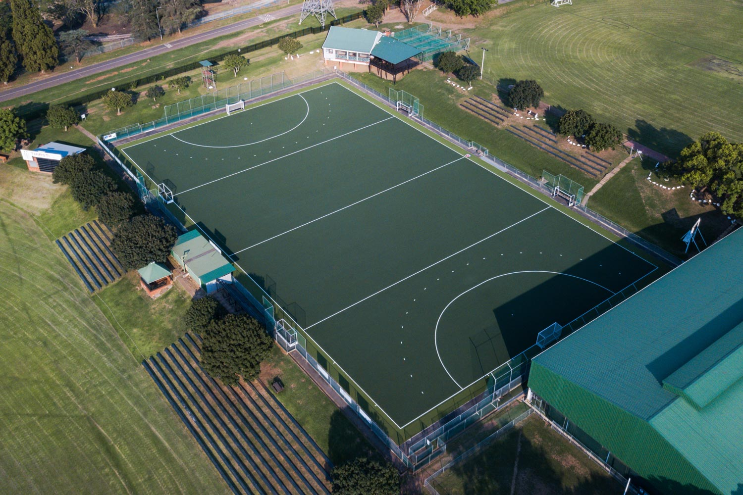 Artificial outdoor hockey surface at Maritzburg College (2)