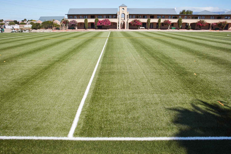 Artificial outdoor cricket pitch at Elkanah House Senior Preparatory School (1)