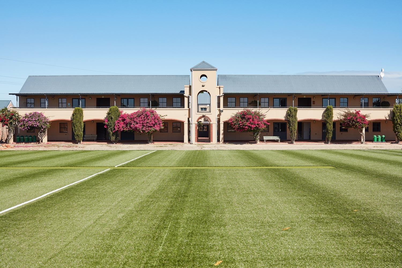 Artificial outdoor cricket pitch at Elkanah House Senior Preparatory School (6)