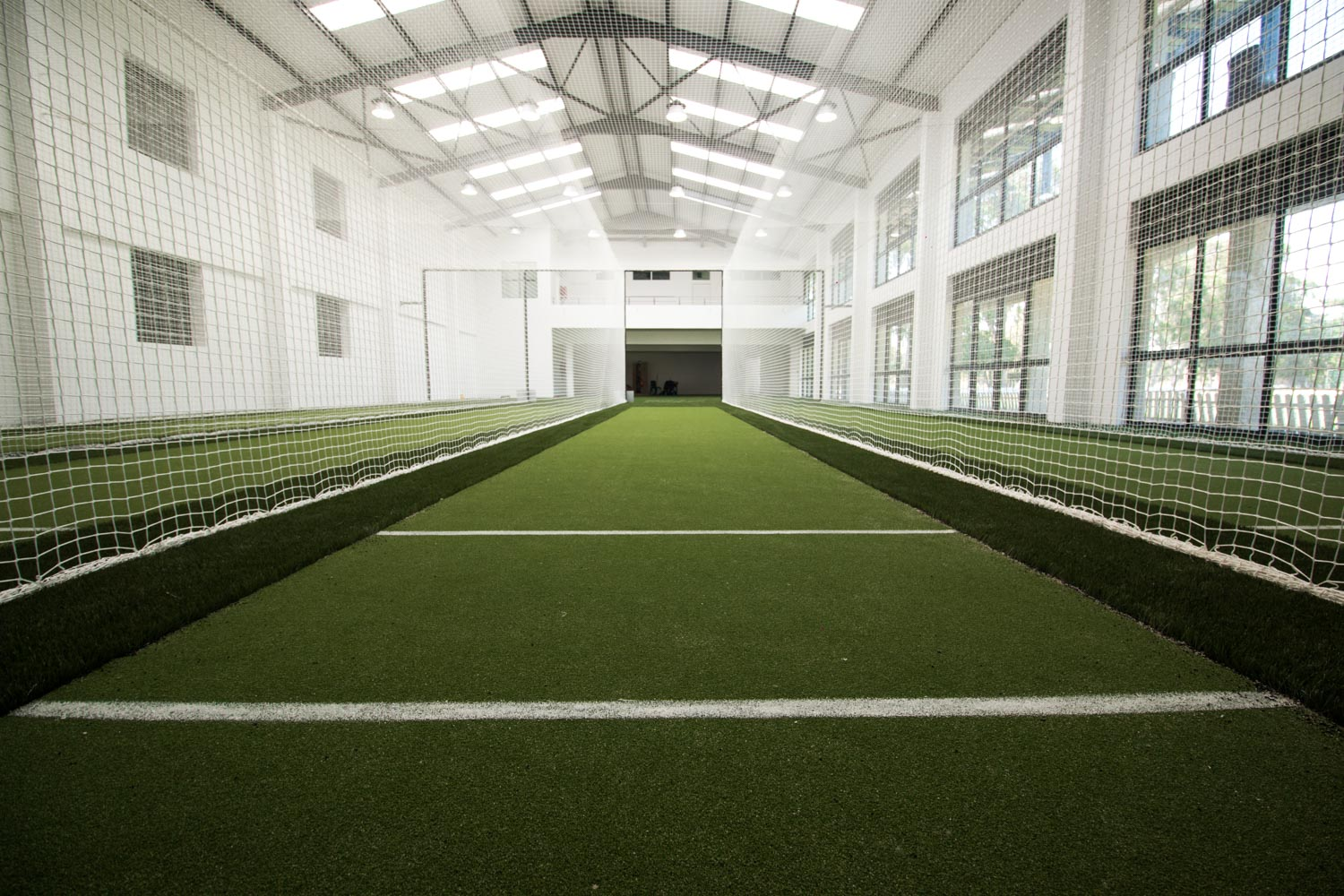 indoor cricket pitch at Rondebosch Boys High (2)