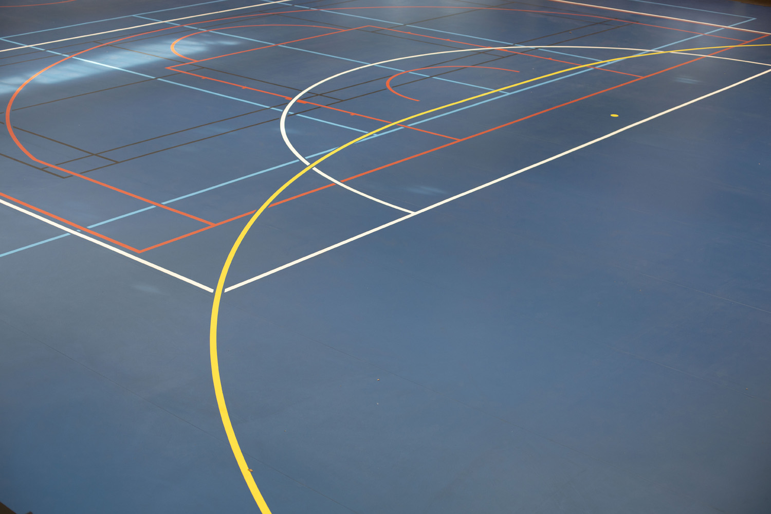 Indoor multi-use / football surface at Durban Girls High (1)