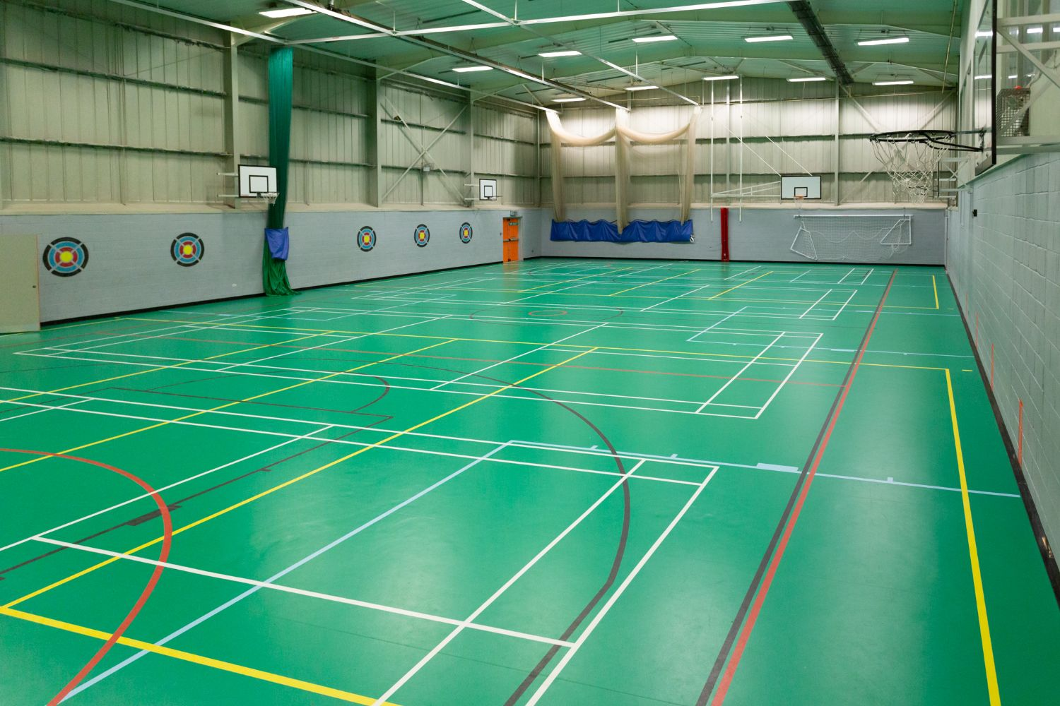 Indoor multi-use / football pitch stock (3)