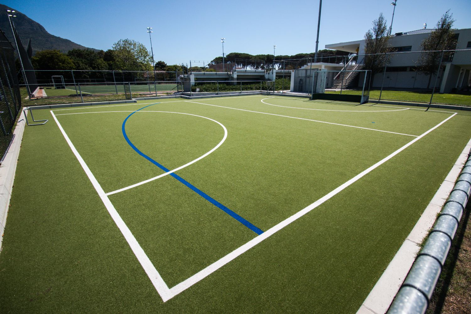 Artificial Mini Pitch at Bishops Diocesan School