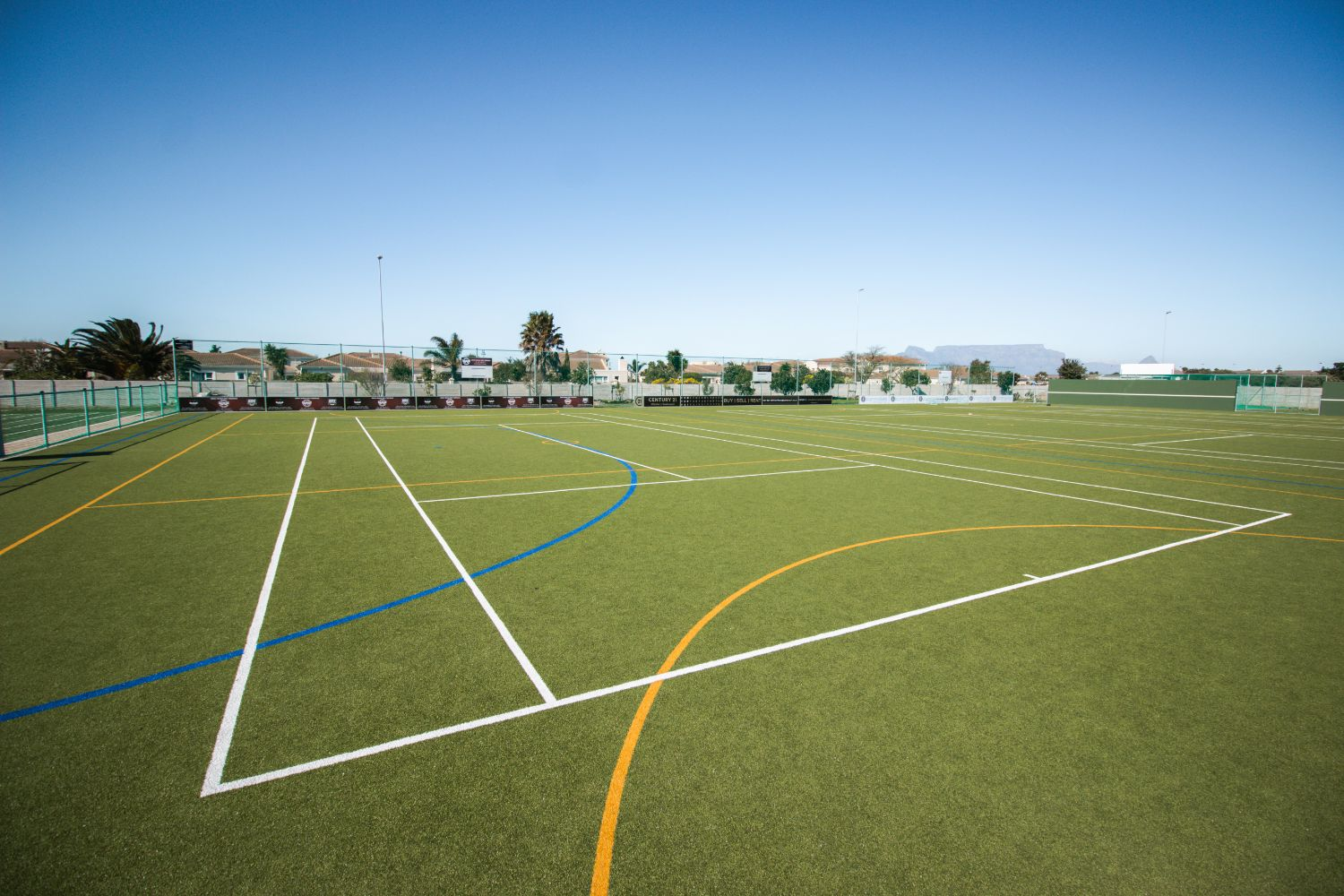 Artificial Mini Pitch at Sunningdale Primary School