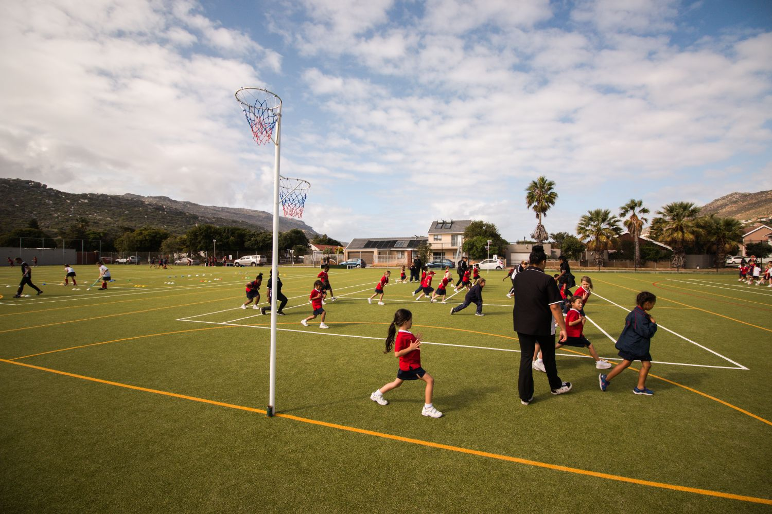 Artificial Mini Pitch at Sun Valley Primary School
