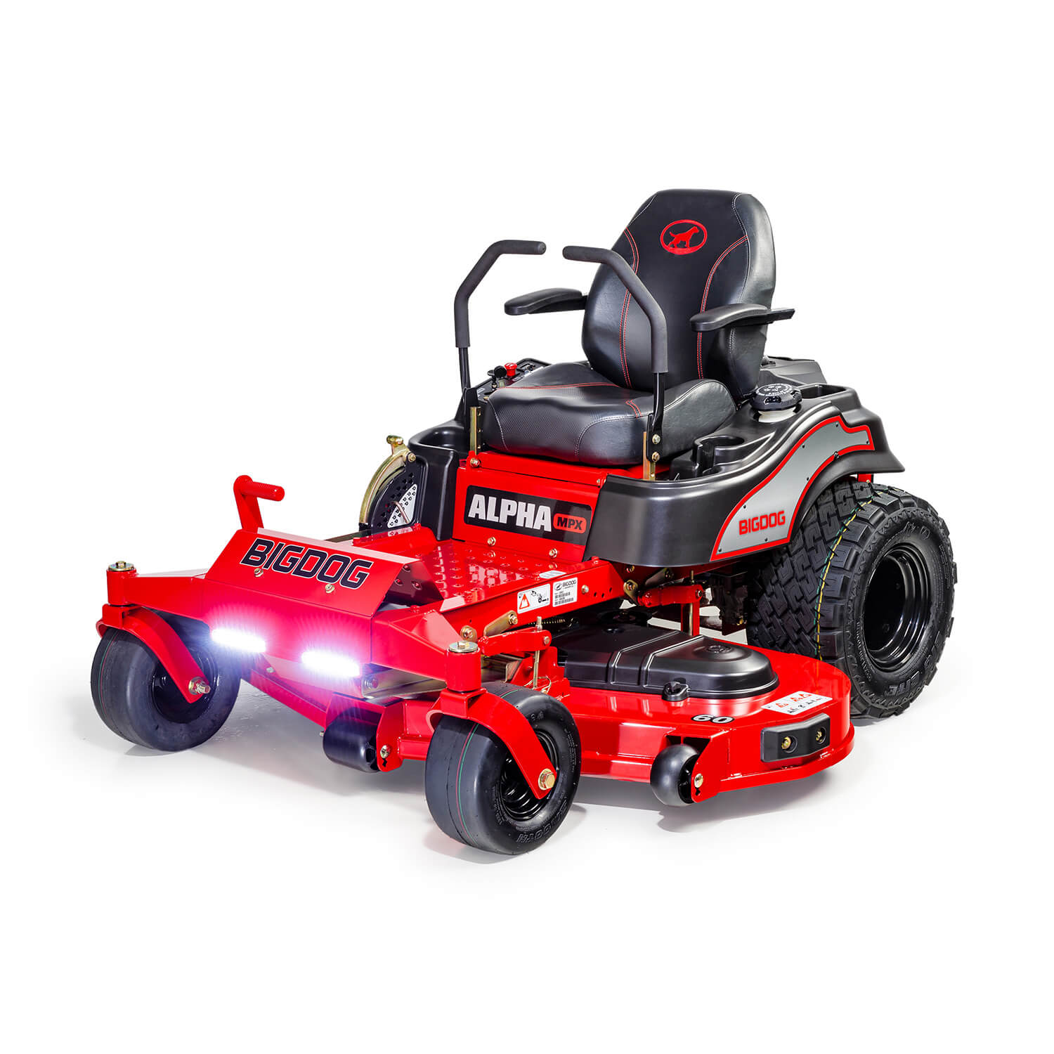 New, 2020, BigDog Mower Co, 60