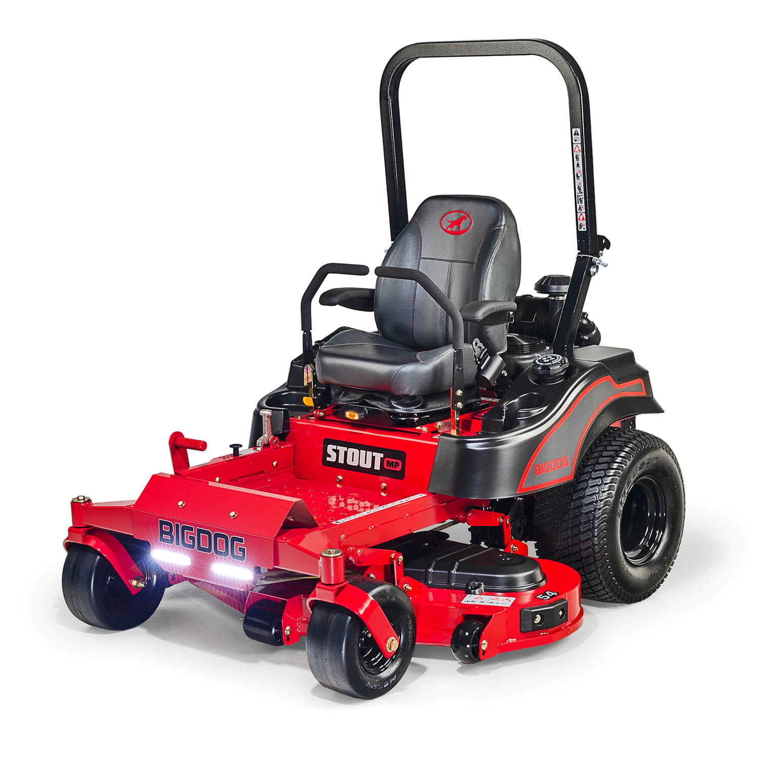 New, 2020, BigDog Mower Co, Stout MP 60