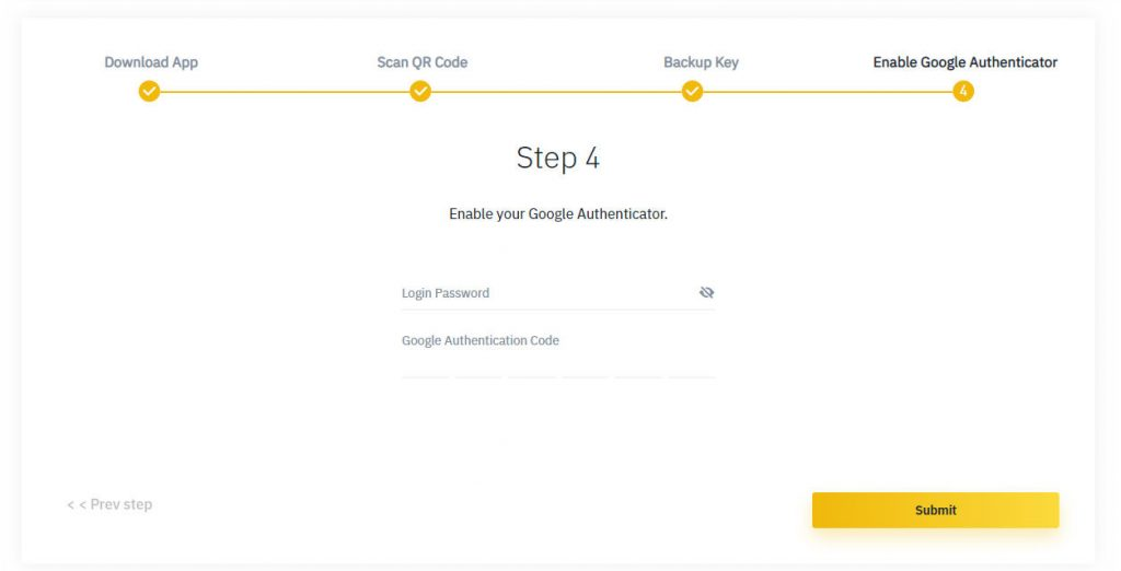 Binance 2 factor authentication Guide for Security