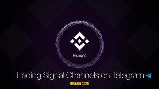crypto signals binance telegram