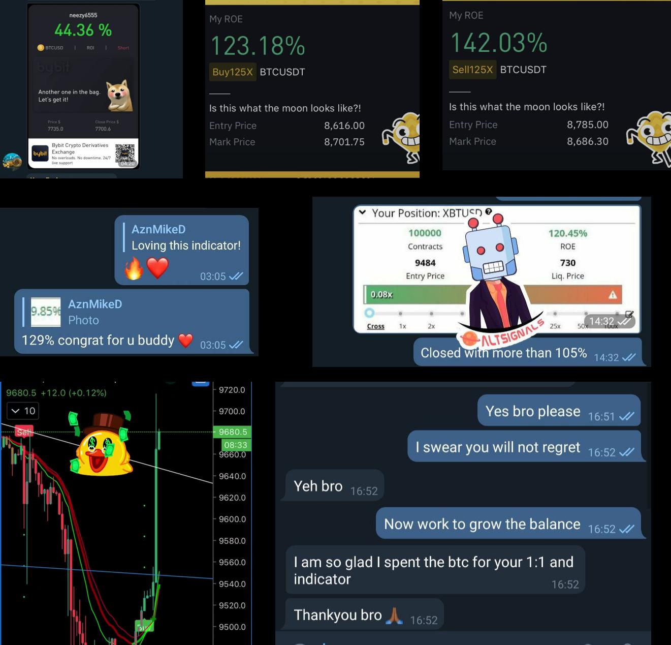 vrijedi li klice investirati? kripto bitcoin talk profit prikolica