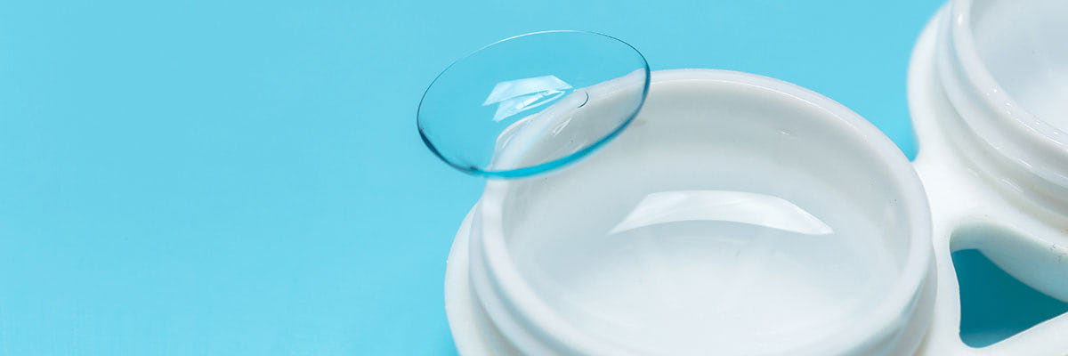 Contact lens sales are one way to generate revenue amid the coronavirus pandemic