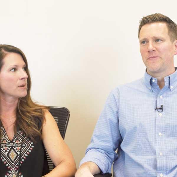 Misty and John - Homeward Customer Testimonial