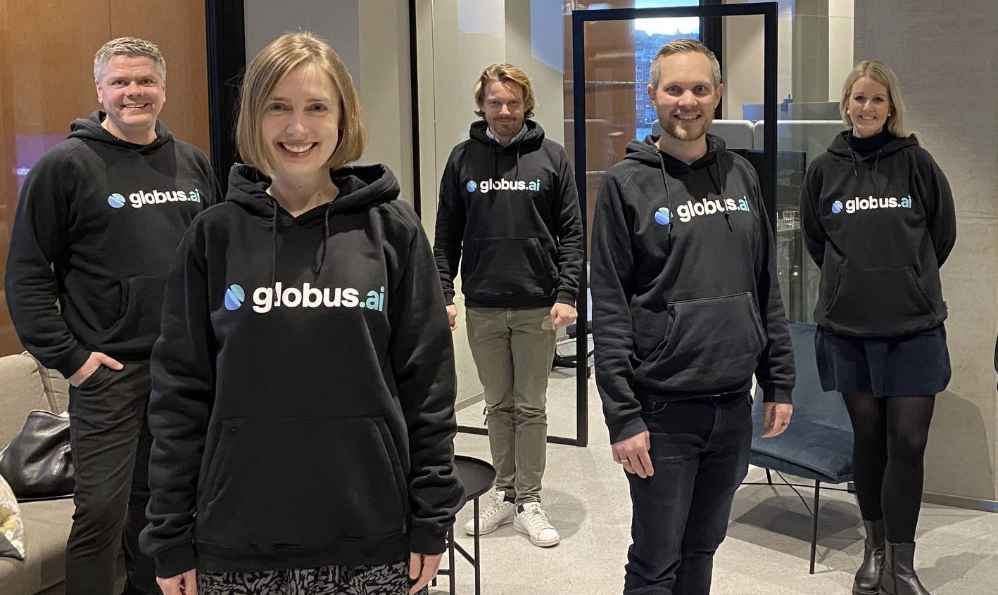 The Norwegian Minister of Trade & Industry visits the Globus AI Headquarters