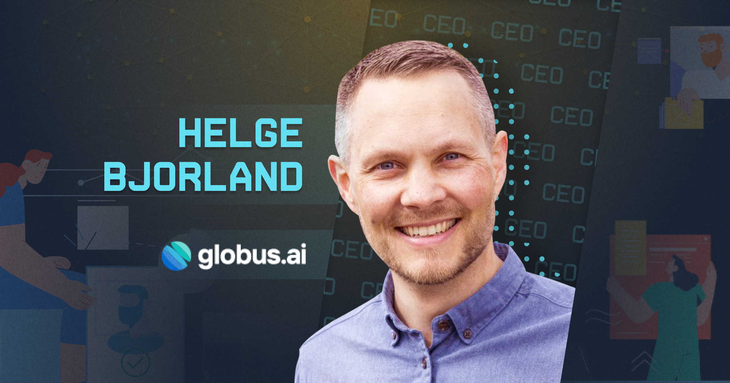 Data Root Labs & Helge Bjorland: Streamlining Candidate Deployment in Healthcare with AI