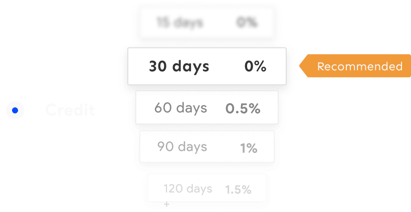 cogoport credit days