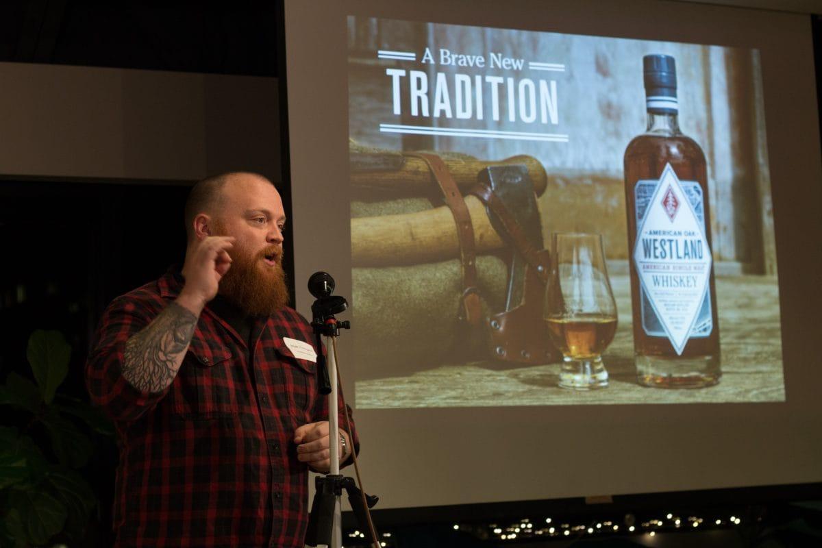 Westland Distillery: Above and Beyond