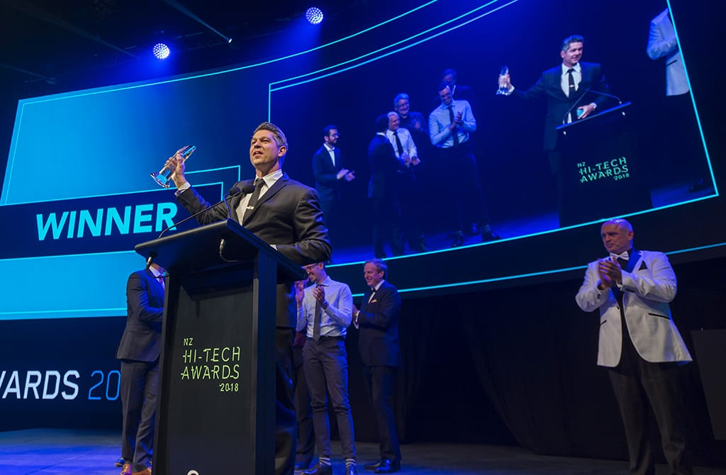 AskNicely named NZ Emerging Company of the Year