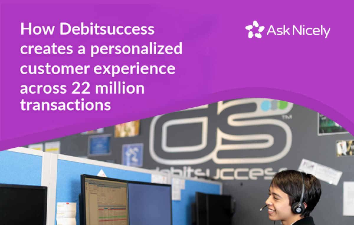 How Debitsuccess creates a personalized customer experience across 22 million transactions