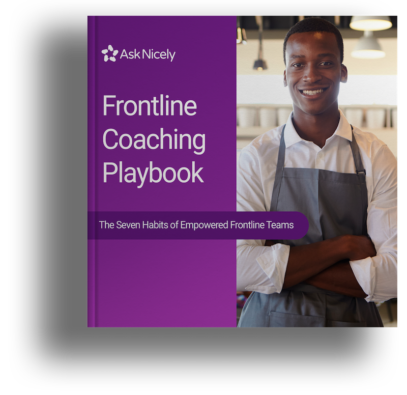 Frontline Coaching Playbook. The Seven Habits of Empowered Frontline Teams