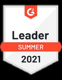 G2 Badge Leader Summer 2021