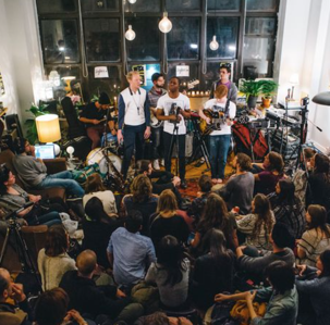 Sofar Sounds raises $30M, pays musicians $100