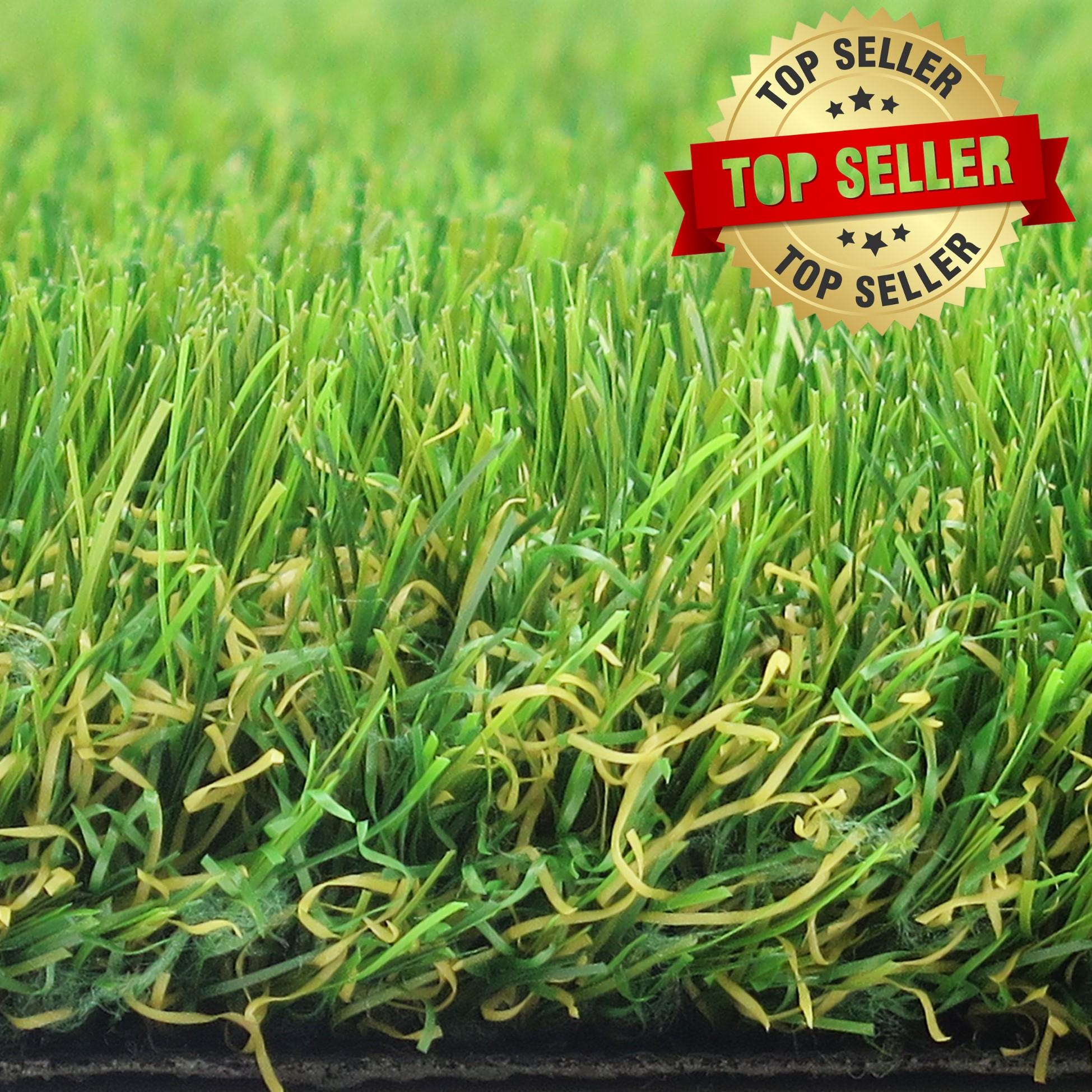 Luxury 38 Artificial Grass 4M