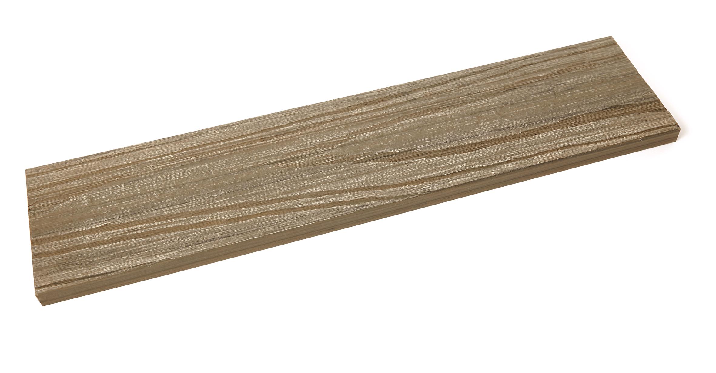 HD Deck Dual Fascia Natural Oak 72mm x 11mm x 3600mm