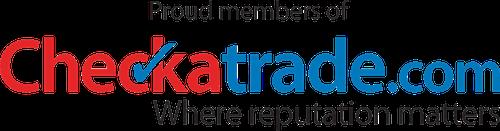 Proud members of Checkatrade.com where reputation matters.