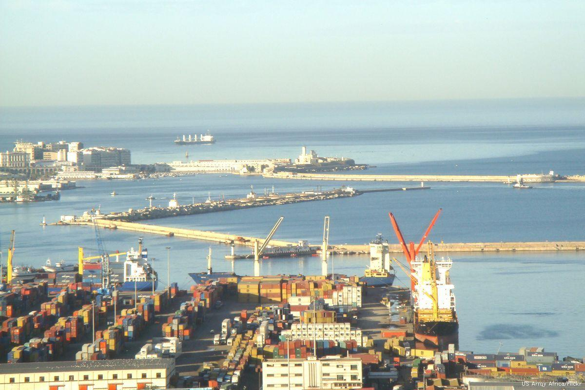 Algiers (DZALG), Algiers, Algeria