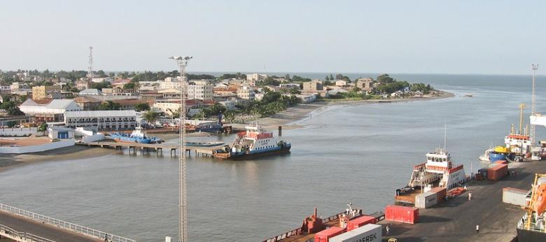 Banjul (GMBJL), Banjul, Gambia