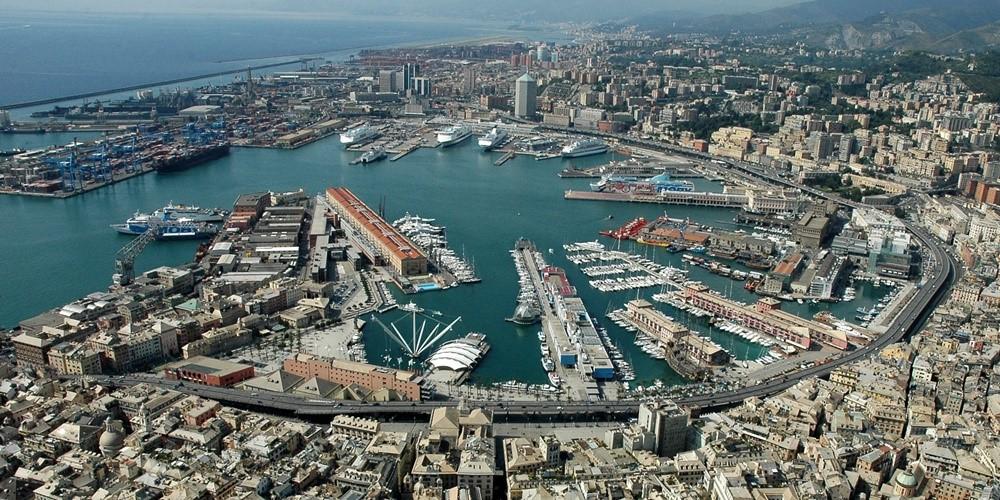 Genoa (ITGOA), Genoa, Italy