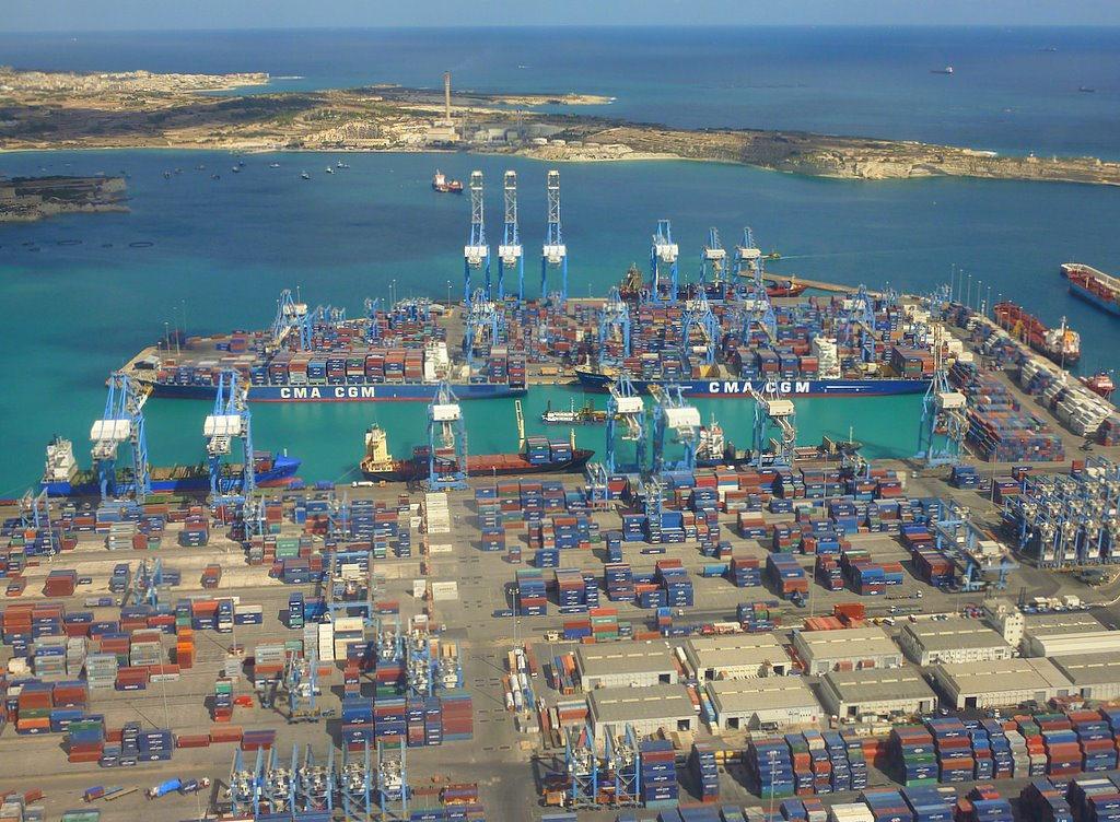Marsaxlokk (MTMAR), Malta, Med